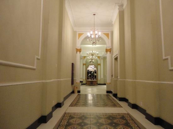 Grande Hotel Petrópolis: entrada