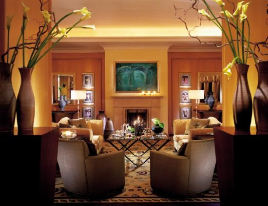 Four Seasons Hotel Amman: AMM Tea Lounge