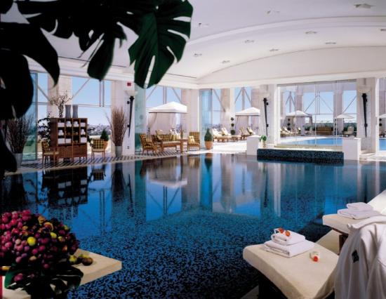 Four Seasons Hotel Amman: AMM Spa Pool