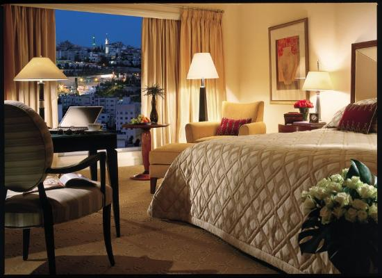 Four Seasons Hotel Amman: AMM Guest Room