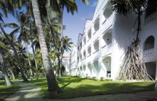 Sarova Whitesands Beach Resort & Spa : Exterior View
