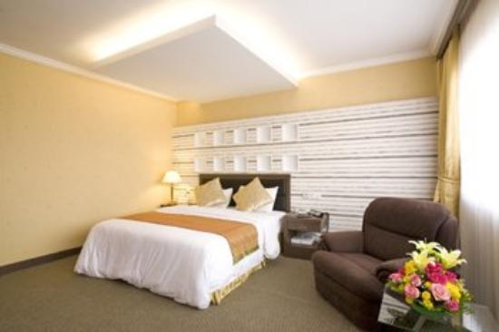 Tai Ming Plaza Hotel: Guest Room