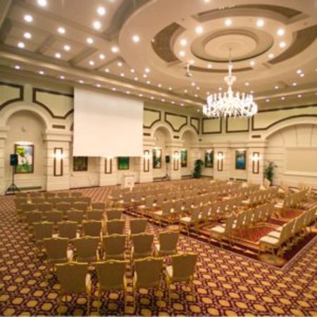 Rixos President Astana Hotel: Conference Hall