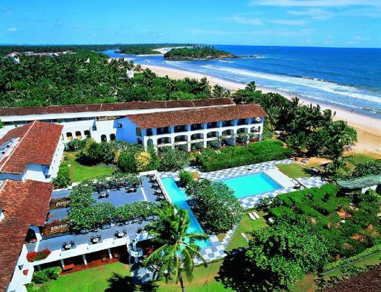 Beruwala, Sri Lanka: Neptune Hotel NHAriel