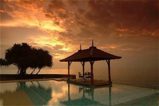 Saman Villas: Romantic Dining