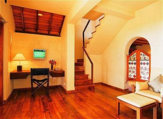 Saman Villas: Sitting Room