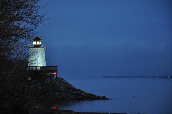 Land Between the Lakes National Recreation Area: Lighthouse landing, Grand Rivers