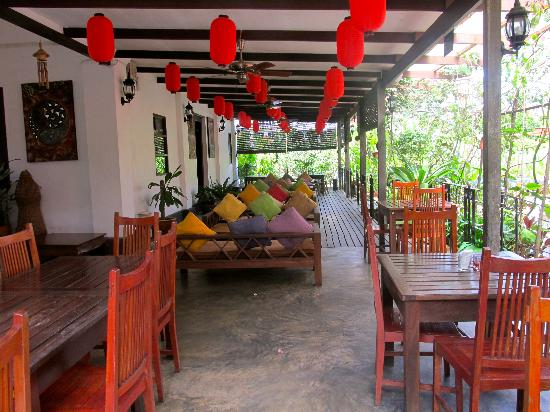 Basaga Holiday Residences: Restaurant