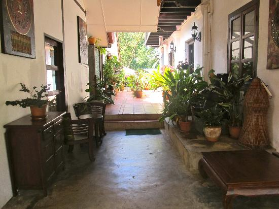 Basaga Holiday Residences : Reception