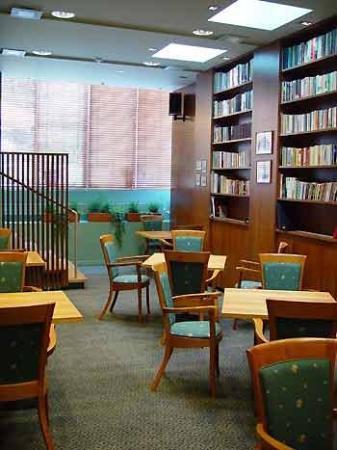 Perkuno Namai: Library