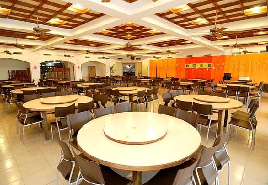 The Banquet Hall Can Serve 100 People Picture Of Penghu