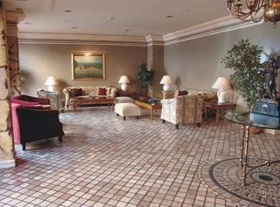 Neva Palas Hotel : Interior