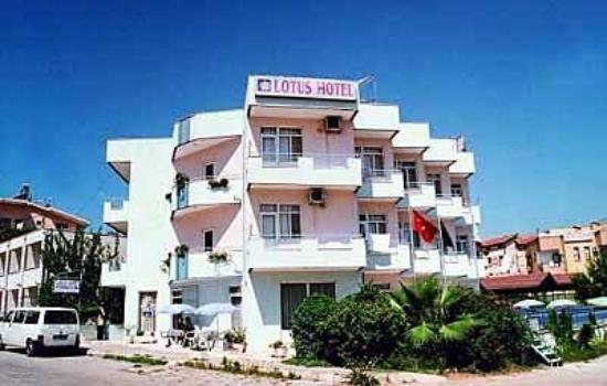 Lotus Hotel: Exterior