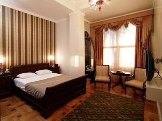 Lush Hotel Taksim