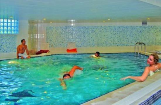 Anemon Antakya Hotel: Pool View