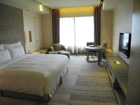 Hotel Nikko Saigon: Bedroom