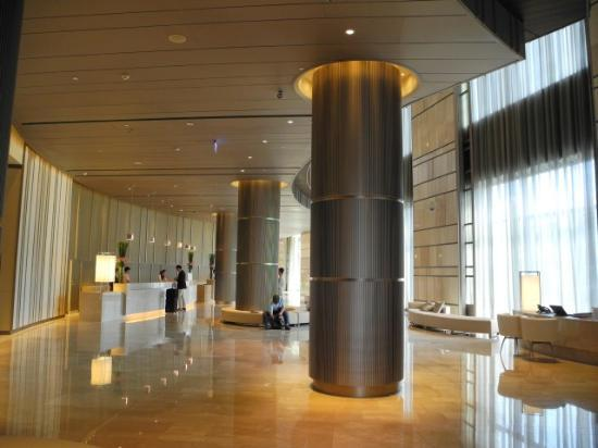 Hotel Nikko Saigon: Hotel lobby