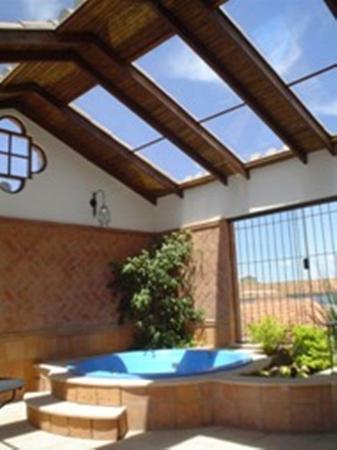 Parador Santa Maria la Real: Spa