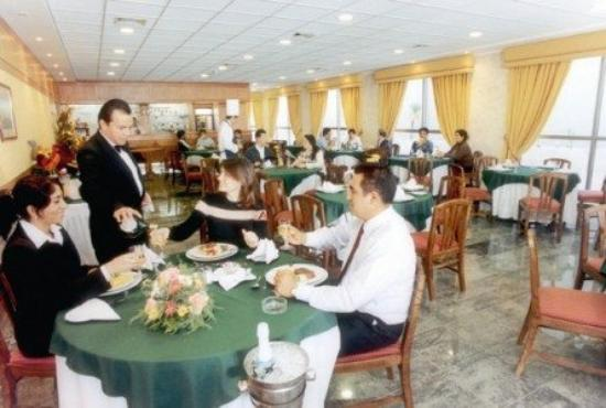 Diego de Almagro Antofagasta Centro Hotel: Restaurant