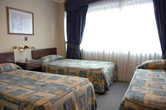 Diego de Almagro: Guest Room