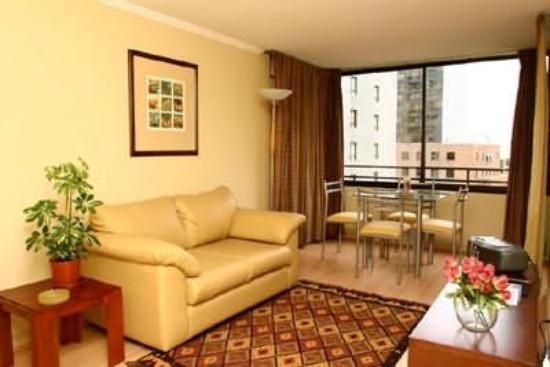 Santa Magdalena Apartments: Interior