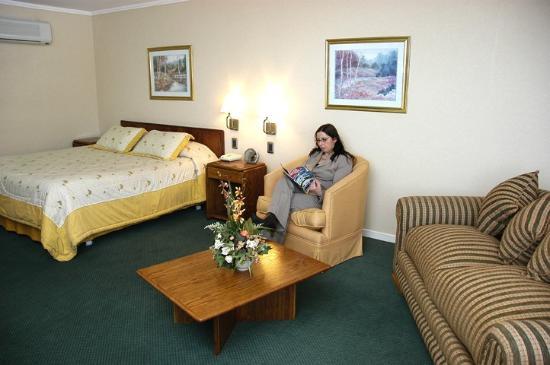 Hotel Diego de Almagro Concepcion: Guest Room