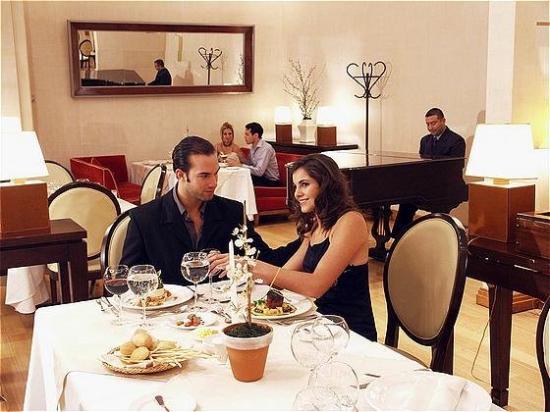Hotel del Lago: Restaurant