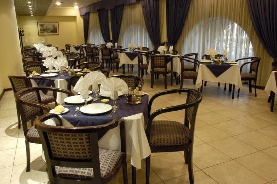 Hotel Diego de Almagro Santiago Centro: Restaurant