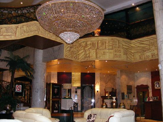 Mayfair Hotel: hotel lobby