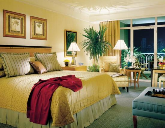 Four Seasons Hotel Cairo at Nile Plaza: CAI Guest Room