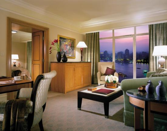 Four Seasons Hotel Cairo at Nile Plaza: CAI Exec Suite