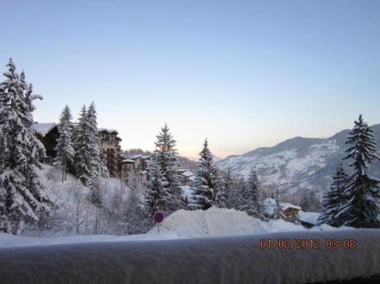 Chalet Topaz : View from my window
