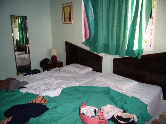 Hotel Bruzon: camera