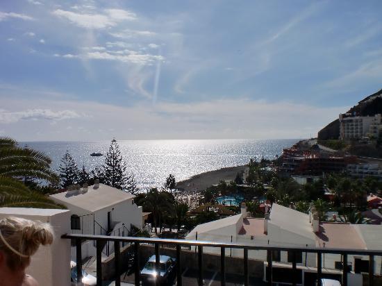 Playa de Cura, إسبانيا: Utsikt fra leilighet 309