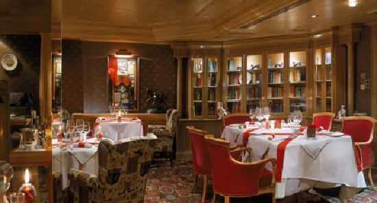 The Rubens at the Palace: Library Restaurant