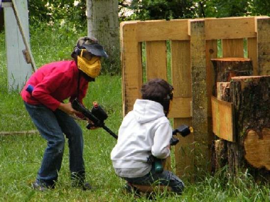Parc Nautique et Loisirs FROUARD: Jeux de rôles