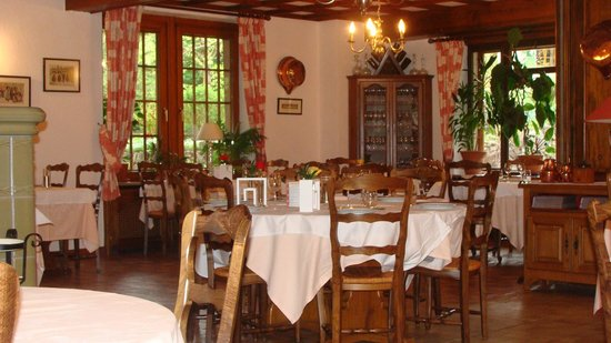 Restaurant du Chateau d'Andlau