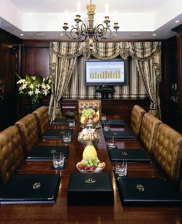 Hotel 41: Boardroom