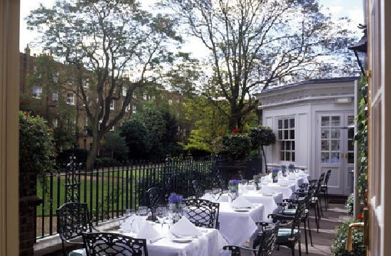 The Montague on The Gardens: Terrace