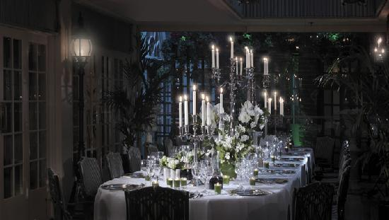 The Chesterfield Mayfair: Conservatory