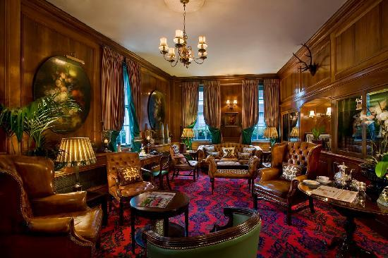 The Chesterfield Mayfair: Library