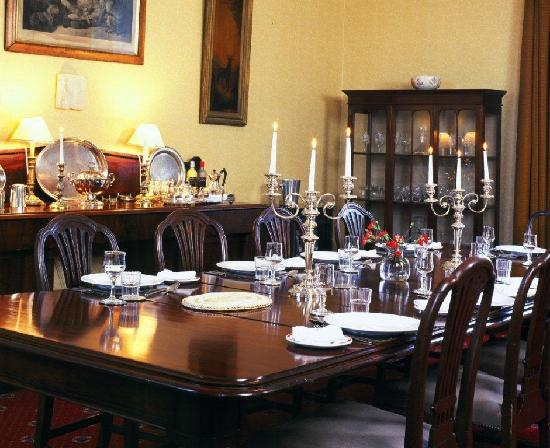 Ballon, Irlandia: Dining Room