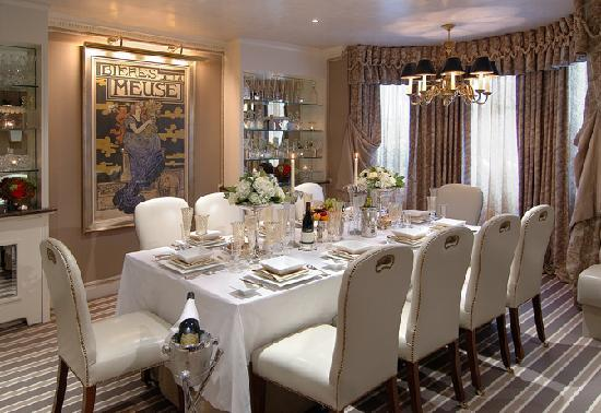 Egerton House Hotel: Dining Room