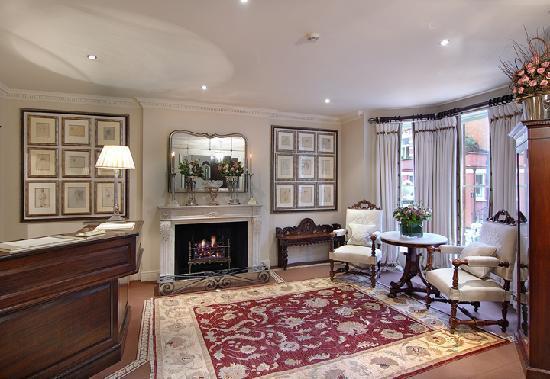 Egerton House Hotel: Lobby