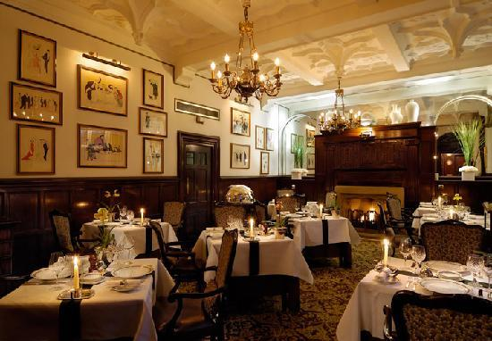 The Milestone Hotel : Chenestons Restaurant