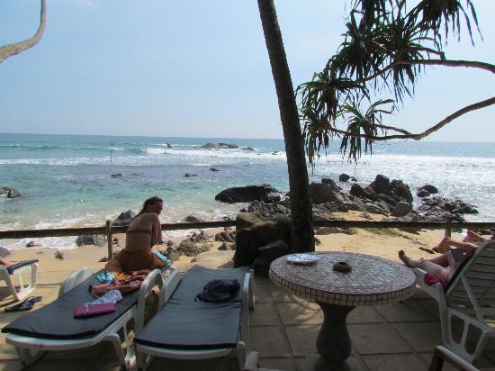 Sri Gemunu Beach Resort: Perfect place to relax