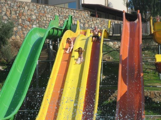 Ersan Resort & Spa: Fun at aqua park