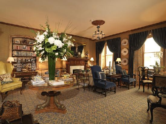 The Old Government House Hotel & Spa: Lounge