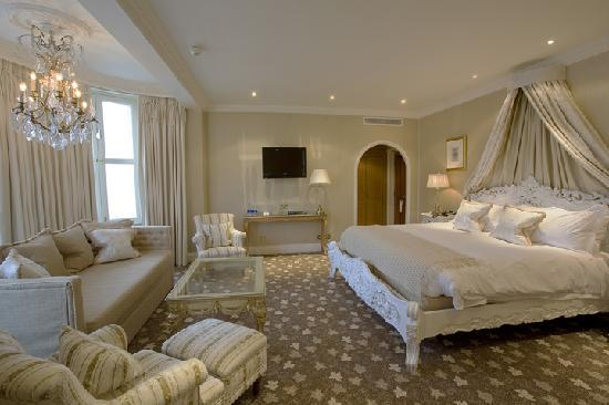 The Old Government House Hotel & Spa: Master Suite