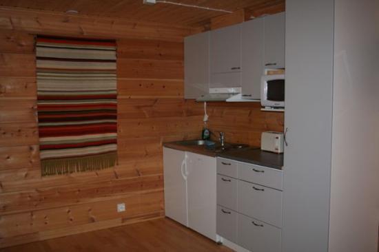 Niemelan Talo: kitchen